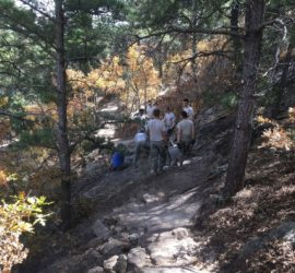 Brenner trail being rerouted